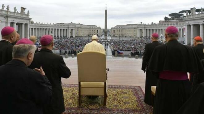 udienza generale papa francesco