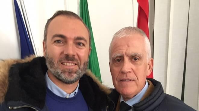 Antonio Di Rocco e Domenico Villani