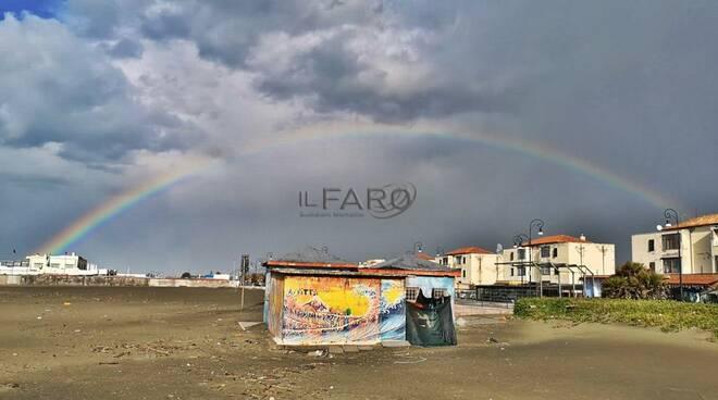 arcobaleno fiumicino