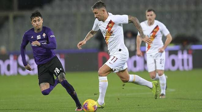 as roma fiorentina kolarov