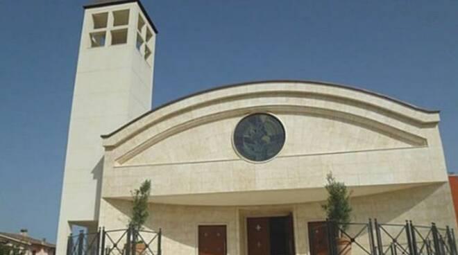 chiesa trinità cerveteri