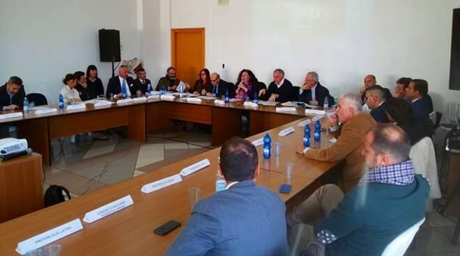 Consiglio provinciale congiunto: obiettivo tutelare il Rio che attraversa Formia, Minturno e Spigno Saturnia