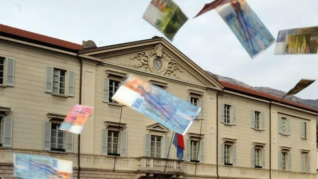 finanziamenti politica