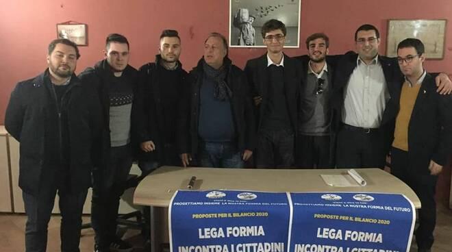 Formia, la Lega fa il punto sulle criticità a Maranola