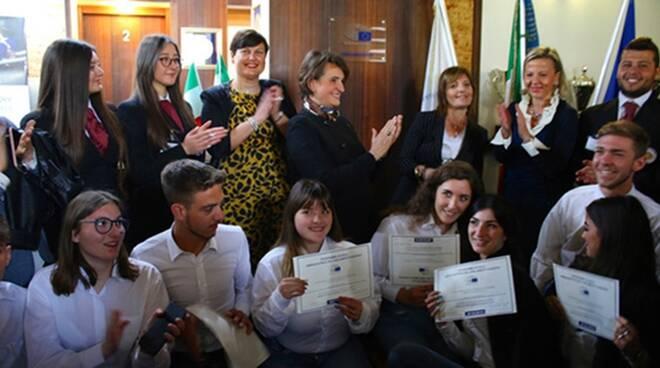 """Giornata internazionale delle persone con disabilità, a Formia l'incontro presso l'Ipseoa """"Celletti"""""""
