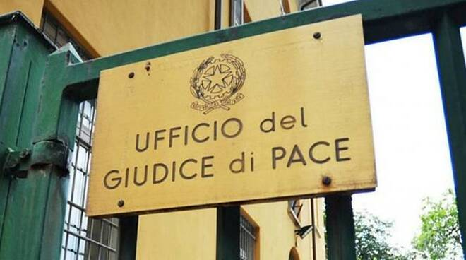 giudice di pace