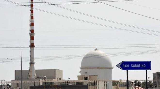 Latina, ex centrale elettronucleare