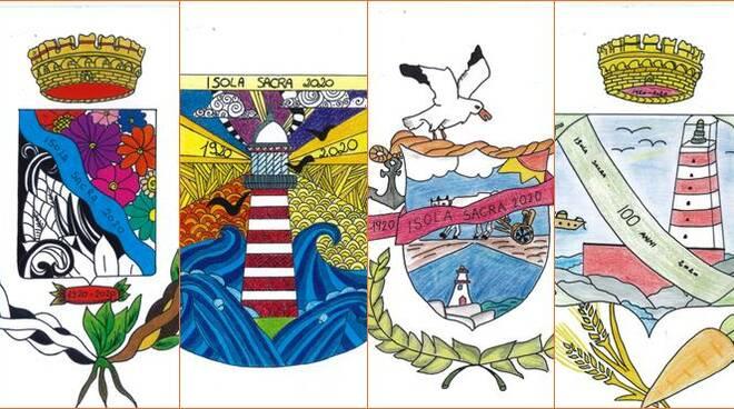 loghi isola sacra 2020