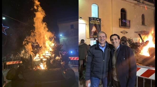 Natale a Trivio, ecco tutti gli appuntamenti dopo l'accensione del ceppo