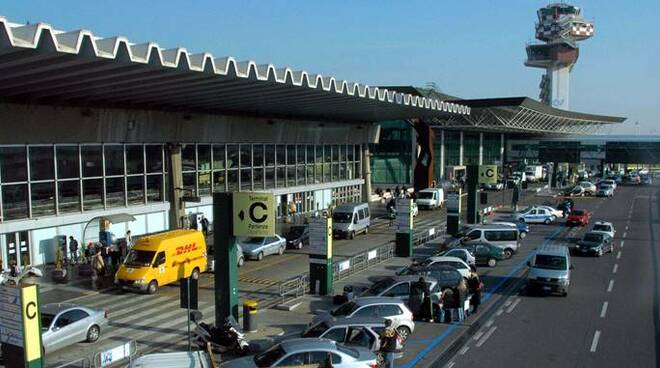 ncc aeroporto fiumicino