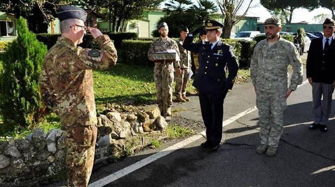 omaggio al sergente  maggiore capo incursore Mirko Rossi
