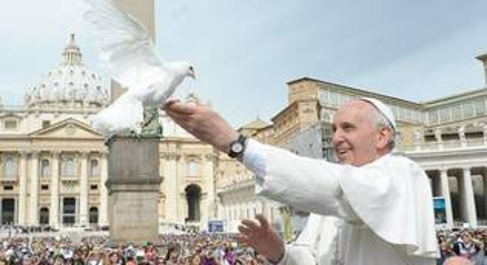 papa francesco pace