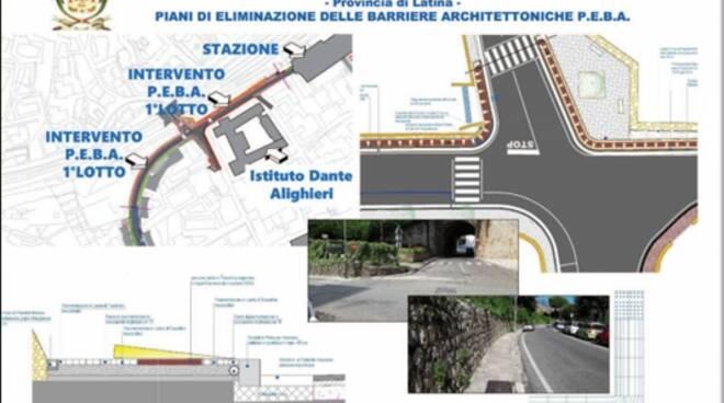 Per una Formia senza barriere architettoniche: successo per l'incontro pubblico