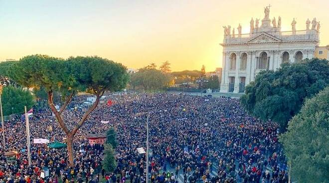 sardine piazza san giovanni roma