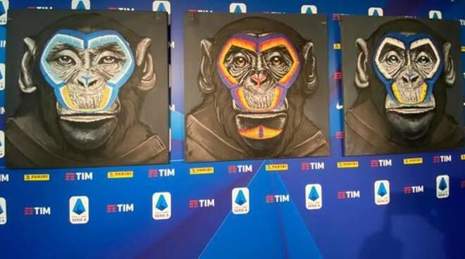 serie a razzismo scimmie