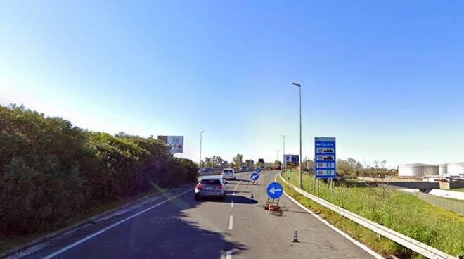 viadotto di via dell'aeroporto