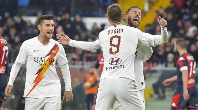 as roma serie a tim