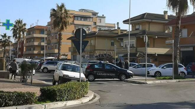 carabinieri isola sacra fiumicino
