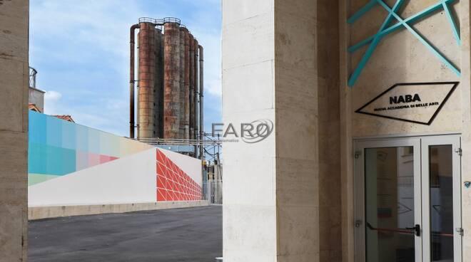 6 febbraio 2020: apre le porte il Campus romano  di NABA, Nuova Accademia di Belle Arti