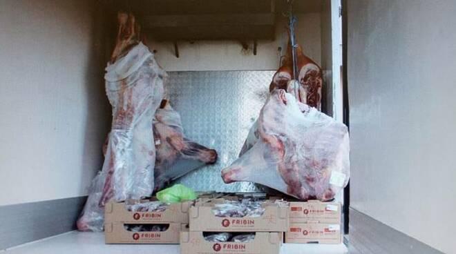carne trasportata