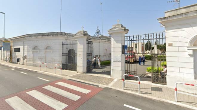 cimitero civitavecchia