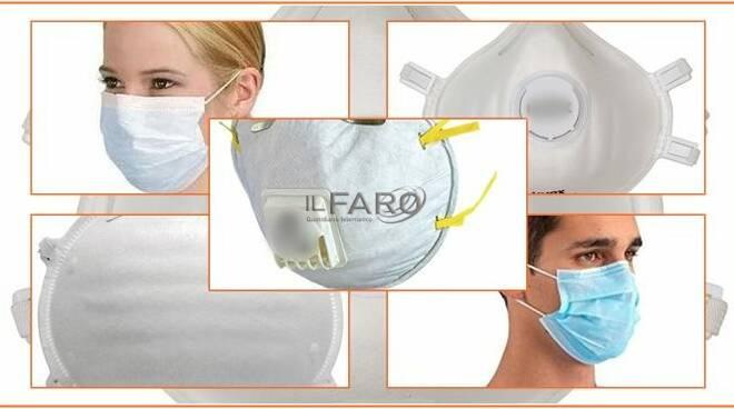 maschera ffp2 anti virus
