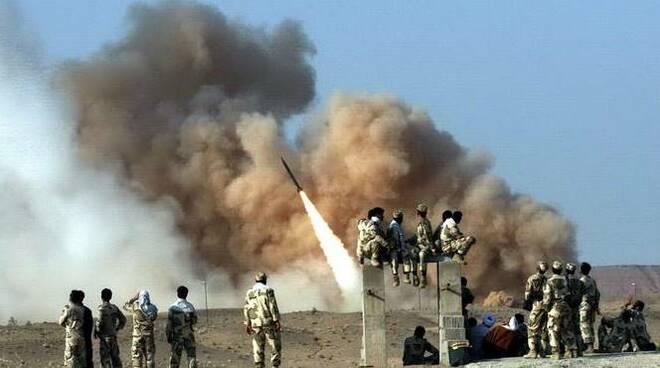 missili iran