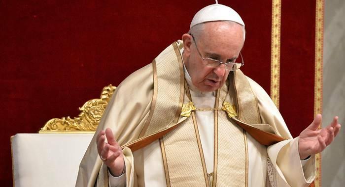 papa francesco preghiera