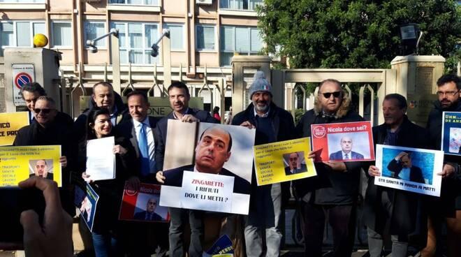 protesta centrodestra RL