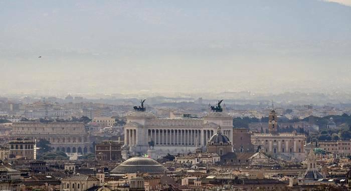 smog roma inquinamento