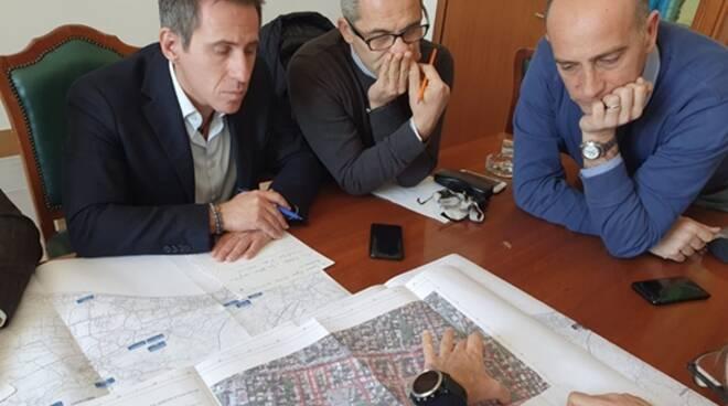 Acqualatina, a Gaeta e Minturno continuano le attività di risanamento delle reti