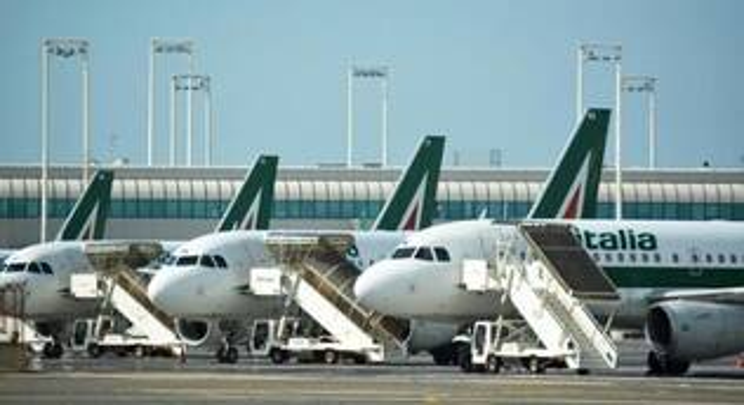 aerei alitalia