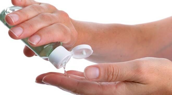 antibatterico mani