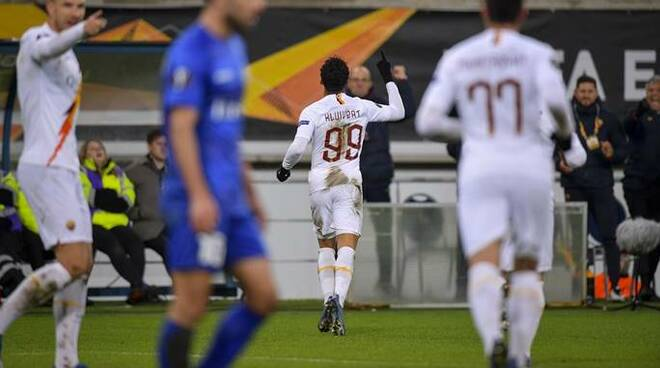 as roma gent europa league