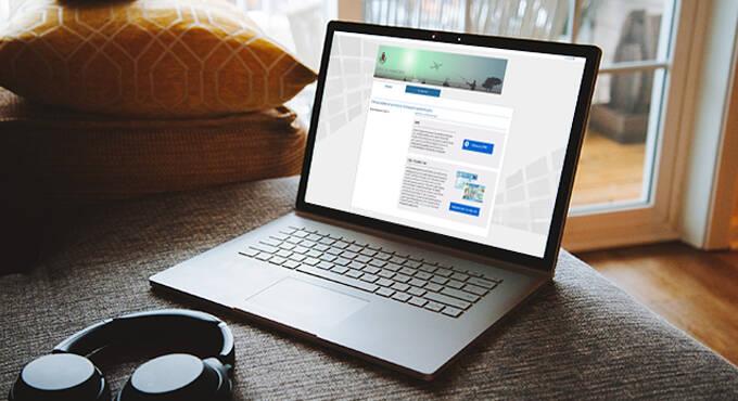 Basta file agli sportelli: a Fiumicino i certificati sono online