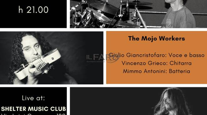 Mojo Workers Blues Trio