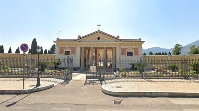 Cimitero di Fondi