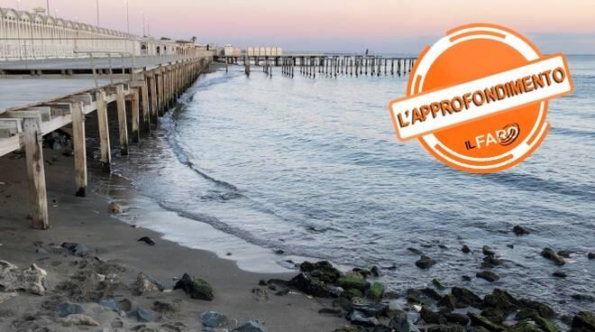 erosione costiera approfondimento