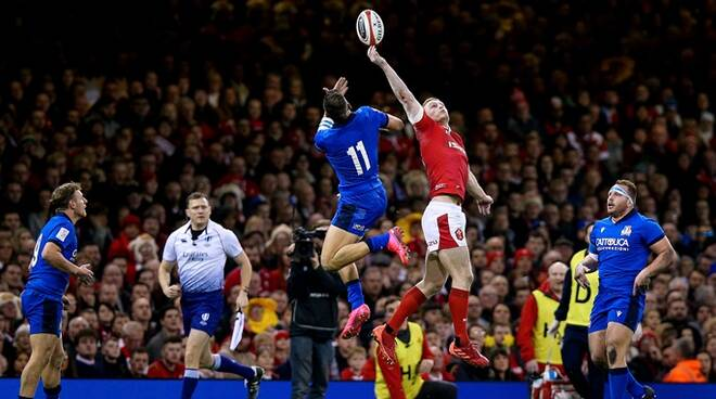 italrugby six nations walles