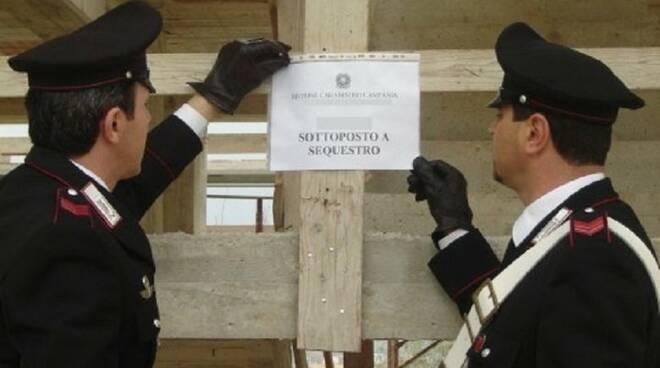 Lottizzazione abusiva a Sperlonga, sotto sequestro immobile da un milione di euro