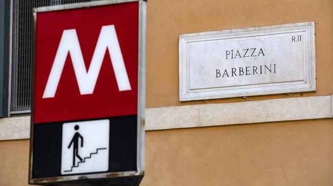 metro roma barberini