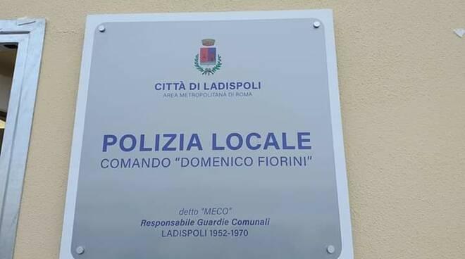 polizia locale ladispoli,