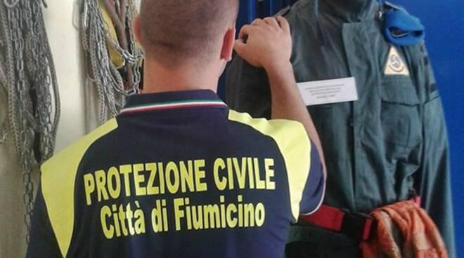 protezione civile fiumicino