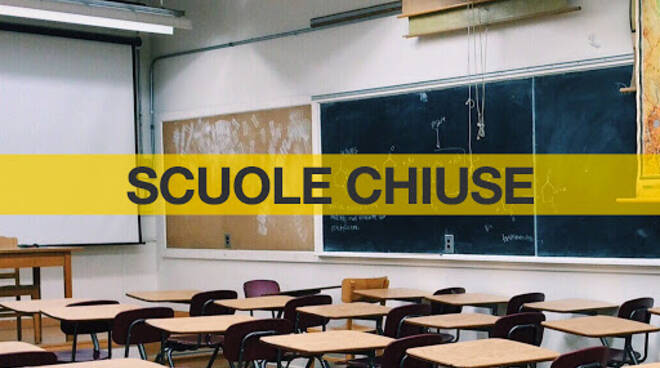 scuola chiuse