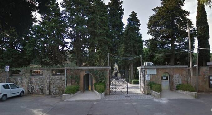 cimitero comunale Pomezia