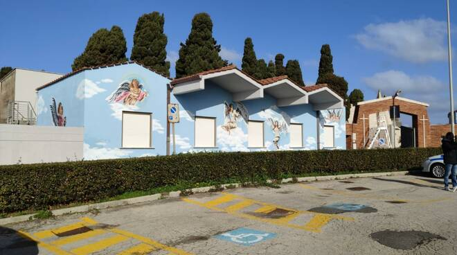 cimitero santa marinella