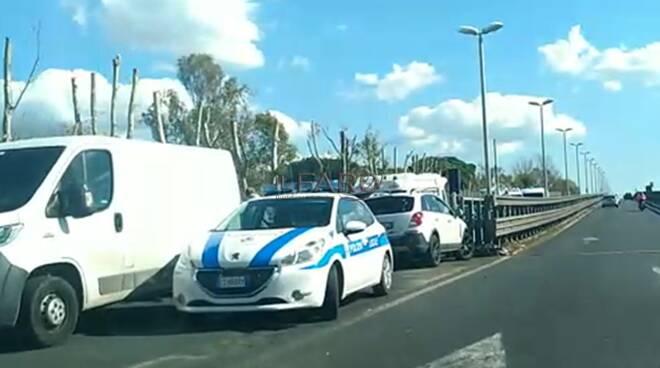 incidente via dell'aeroporto