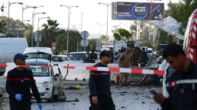 kamikaze tunisia