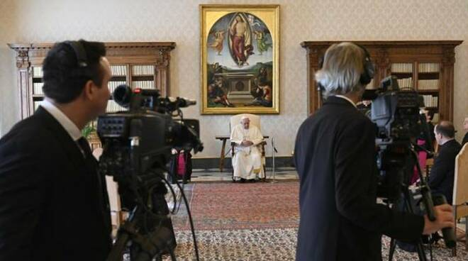 papa francesco udienza generale streaming