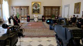 papa francesco udienza streaming coronavirus